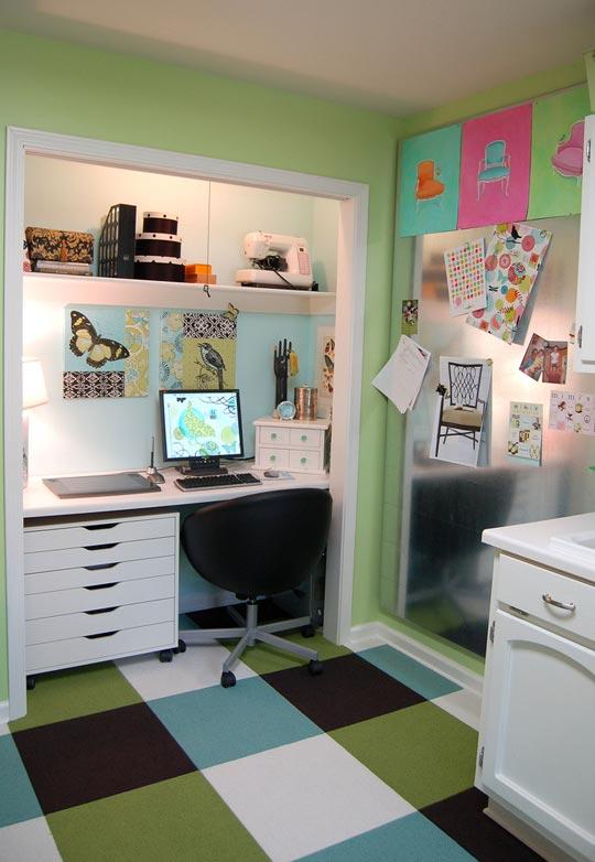 closet office anyone