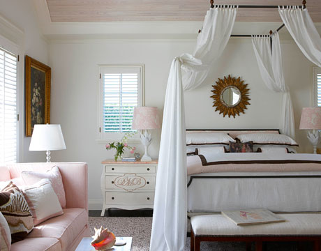 pretty pink bedrooms pretty rooms touches of pale pink 12935