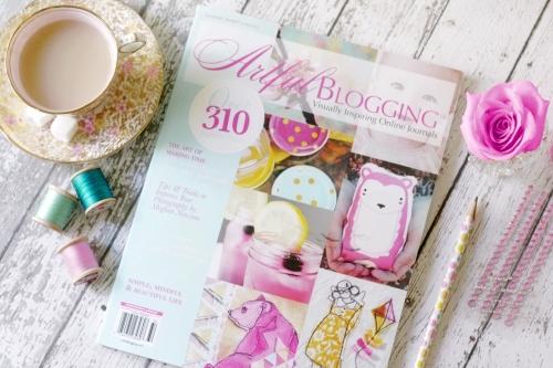 artful blogging 2013