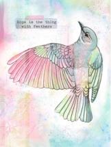 Hope, 2014 Digital art
