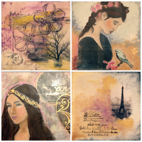 artworks collage1