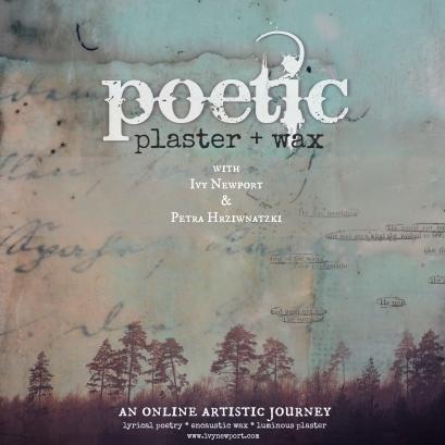 Poetic Plaster & Wax with website